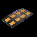 ИДН-900 резиновая, средний элемент