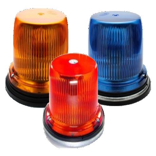 Светодиодный маяк ФП-1-170 (6 диодов) [Мигалка для автомобилей, магнитное крепление]