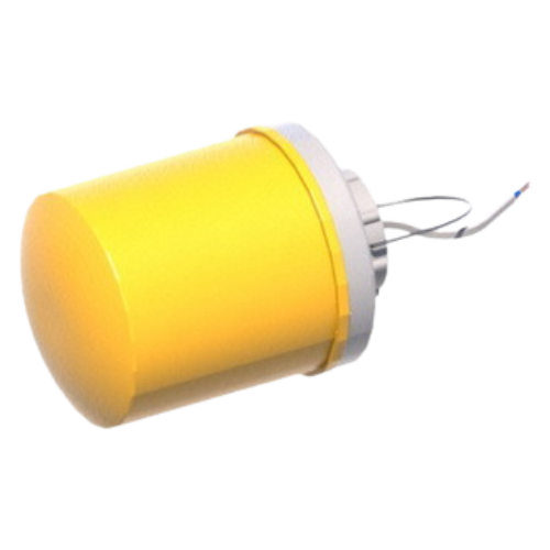 Фонарь сигнальный ФС-2.0 желтый