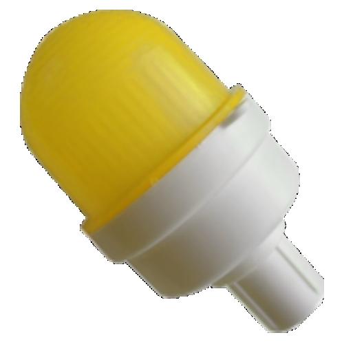 Фонарь сигнальный ФС-4.1-140 желтый