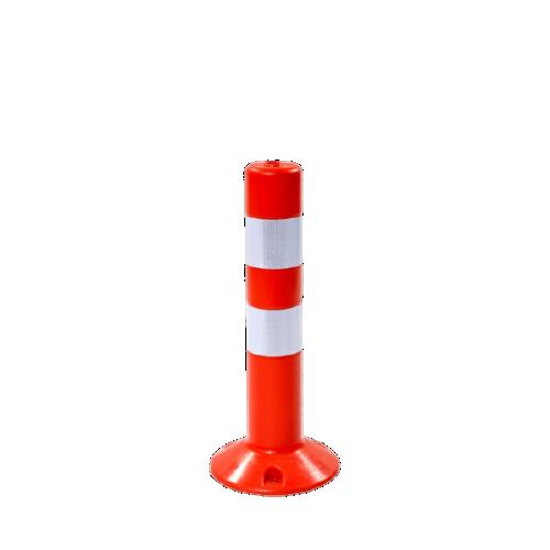 Столбик сигнальный упругий ССУ-480 [мягкий, гибкий, парковочный дорожный столбик]