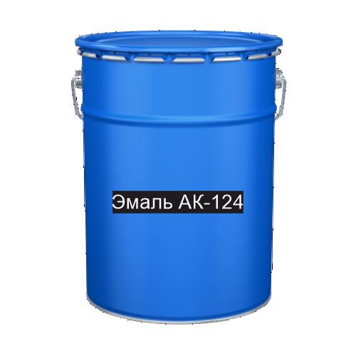 Краска для дорожной разметки Эмаль АК-124