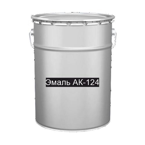 Краска для дорожной разметки Эмаль АК-124 белая
